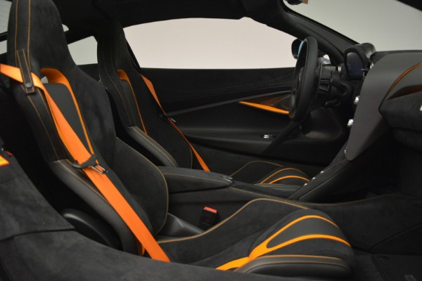 Used 2018 McLaren 720S Coupe for sale Sold at Pagani of Greenwich in Greenwich CT 06830 19