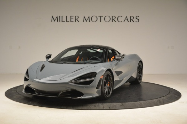Used 2018 McLaren 720S Coupe for sale Sold at Pagani of Greenwich in Greenwich CT 06830 2