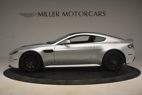 Used 2015 Aston Martin V12 Vantage S Coupe for sale Sold at Pagani of Greenwich in Greenwich CT 06830 3