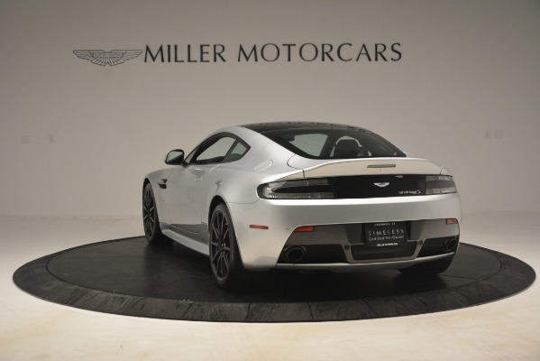 Used 2015 Aston Martin V12 Vantage S Coupe for sale Sold at Pagani of Greenwich in Greenwich CT 06830 5