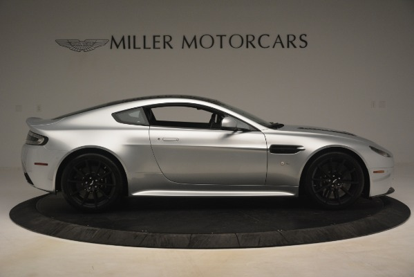 Used 2015 Aston Martin V12 Vantage S Coupe for sale Sold at Pagani of Greenwich in Greenwich CT 06830 9