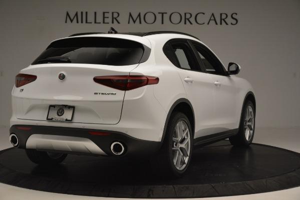 New 2019 Alfa Romeo Stelvio Ti Sport Q4 for sale Sold at Pagani of Greenwich in Greenwich CT 06830 7