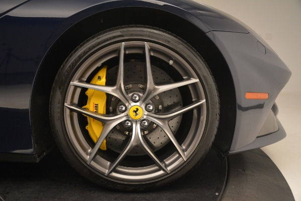 Used 2016 Ferrari F12 Berlinetta for sale Sold at Pagani of Greenwich in Greenwich CT 06830 24