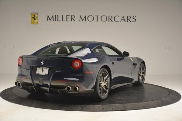 Used 2016 Ferrari F12 Berlinetta for sale Sold at Pagani of Greenwich in Greenwich CT 06830 8