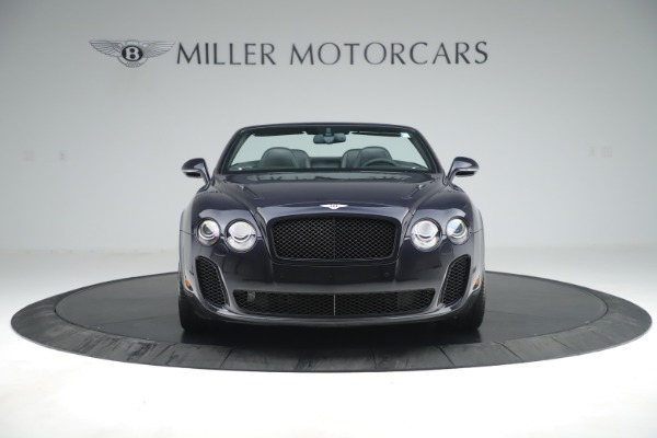 Used 2012 Bentley Continental GT Supersports for sale Sold at Pagani of Greenwich in Greenwich CT 06830 12