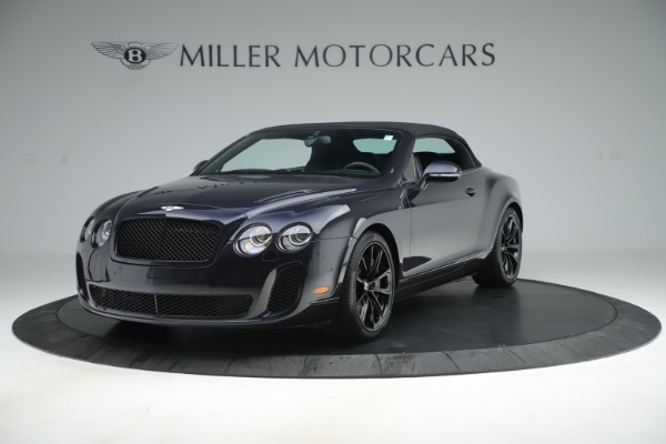 Used 2012 Bentley Continental GT Supersports for sale Sold at Pagani of Greenwich in Greenwich CT 06830 13