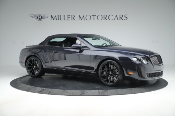 Used 2012 Bentley Continental GT Supersports for sale Sold at Pagani of Greenwich in Greenwich CT 06830 18