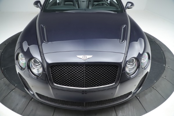 Used 2012 Bentley Continental GT Supersports for sale Sold at Pagani of Greenwich in Greenwich CT 06830 19