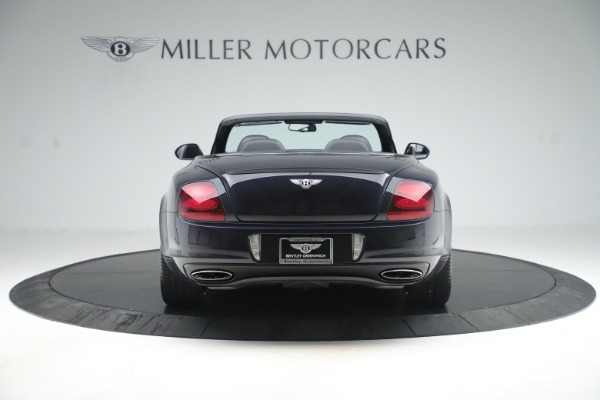 Used 2012 Bentley Continental GT Supersports for sale Sold at Pagani of Greenwich in Greenwich CT 06830 6