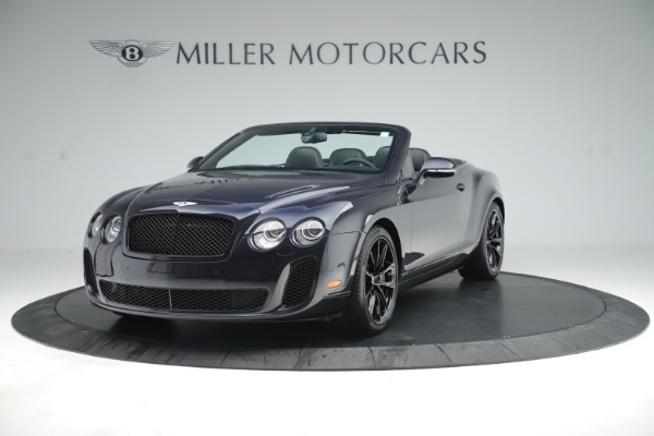Used 2012 Bentley Continental GT Supersports for sale Sold at Pagani of Greenwich in Greenwich CT 06830 1