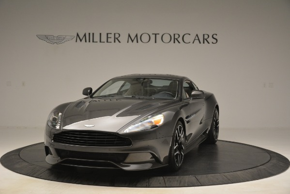Used 2016 Aston Martin Vanquish Coupe for sale Sold at Pagani of Greenwich in Greenwich CT 06830 2