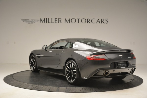 Used 2016 Aston Martin Vanquish Coupe for sale Sold at Pagani of Greenwich in Greenwich CT 06830 5