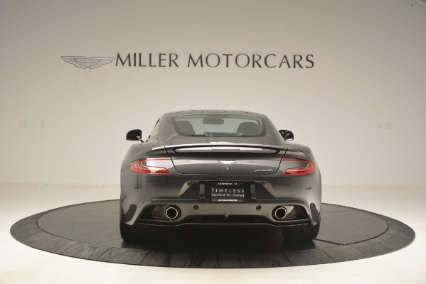 Used 2016 Aston Martin Vanquish Coupe for sale Sold at Pagani of Greenwich in Greenwich CT 06830 6