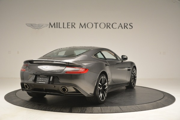 Used 2016 Aston Martin Vanquish Coupe for sale Sold at Pagani of Greenwich in Greenwich CT 06830 7