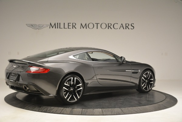 Used 2016 Aston Martin Vanquish Coupe for sale Sold at Pagani of Greenwich in Greenwich CT 06830 8