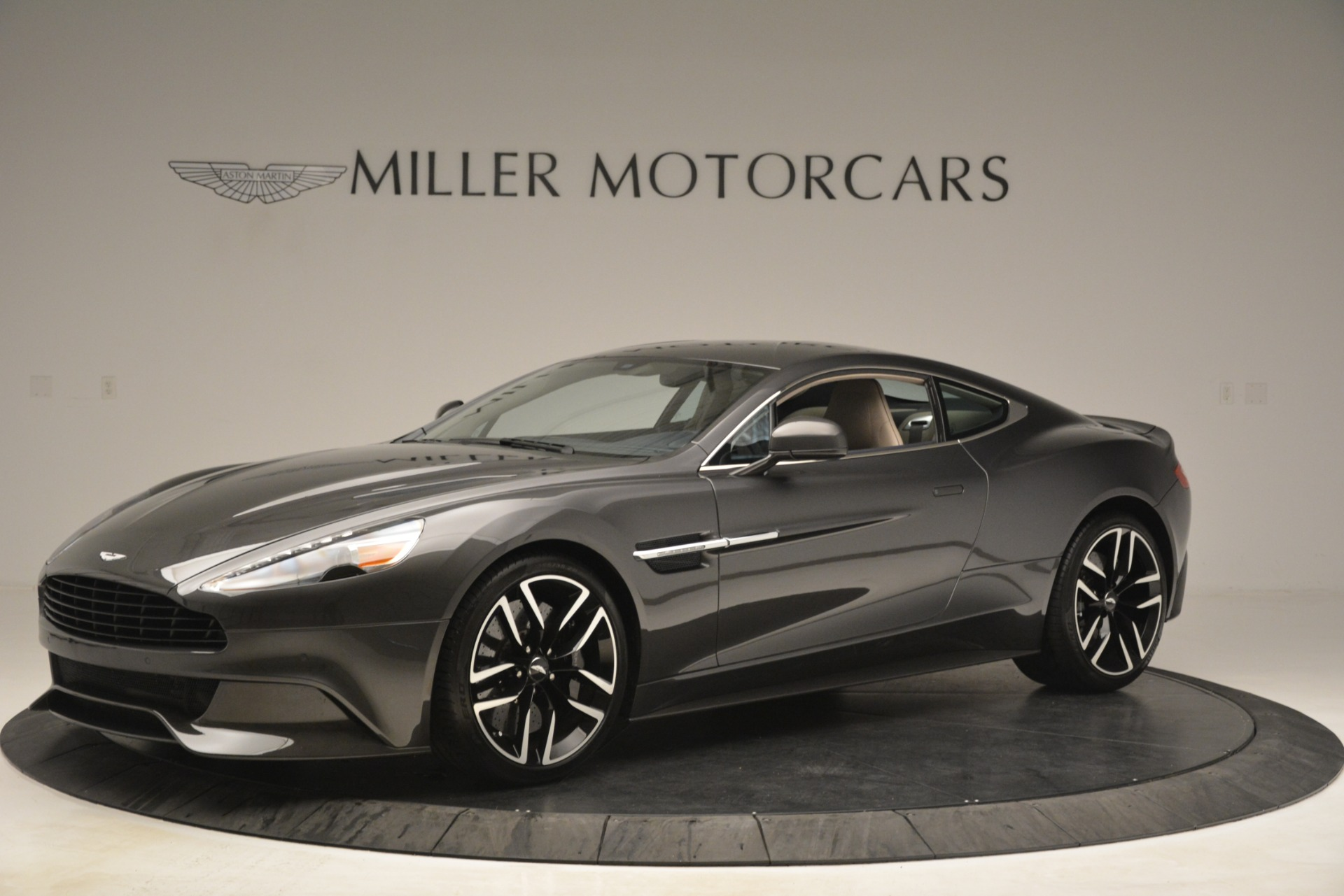 Used 2016 Aston Martin Vanquish Coupe for sale Sold at Pagani of Greenwich in Greenwich CT 06830 1