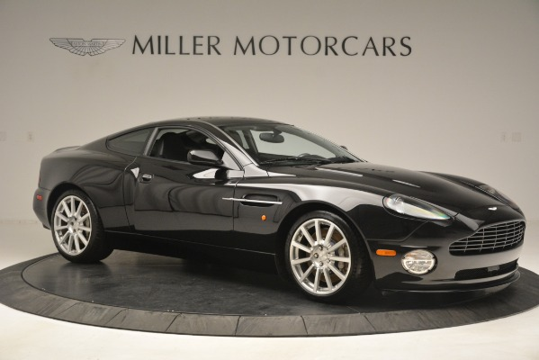 Used 2005 Aston Martin V12 Vanquish S Coupe for sale Sold at Pagani of Greenwich in Greenwich CT 06830 10