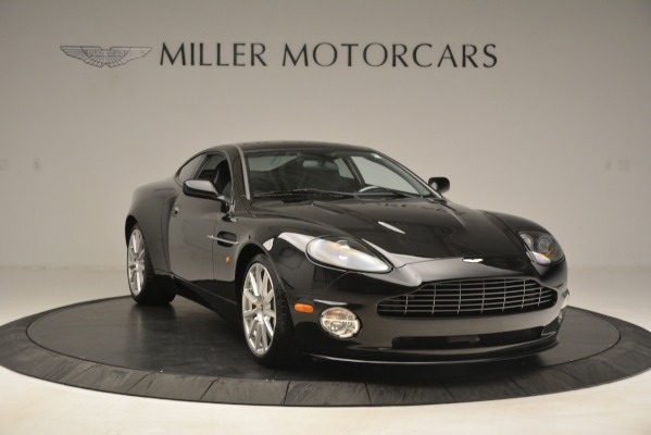 Used 2005 Aston Martin V12 Vanquish S Coupe for sale Sold at Pagani of Greenwich in Greenwich CT 06830 11
