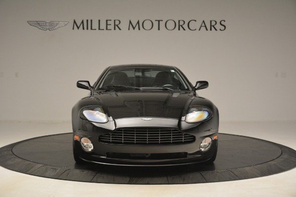 Used 2005 Aston Martin V12 Vanquish S Coupe for sale Sold at Pagani of Greenwich in Greenwich CT 06830 12
