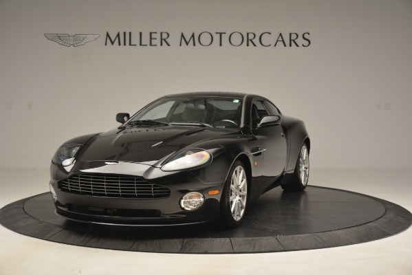 Used 2005 Aston Martin V12 Vanquish S Coupe for sale Sold at Pagani of Greenwich in Greenwich CT 06830 2