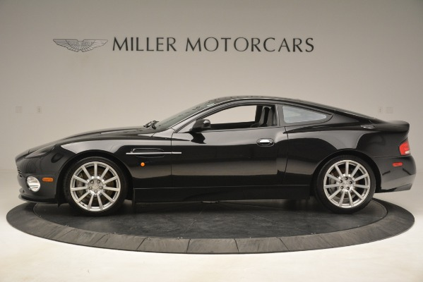 Used 2005 Aston Martin V12 Vanquish S Coupe for sale Sold at Pagani of Greenwich in Greenwich CT 06830 3