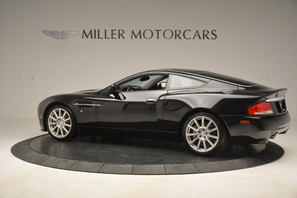 Used 2005 Aston Martin V12 Vanquish S Coupe for sale Sold at Pagani of Greenwich in Greenwich CT 06830 4