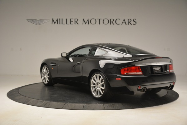 Used 2005 Aston Martin V12 Vanquish S Coupe for sale Sold at Pagani of Greenwich in Greenwich CT 06830 5