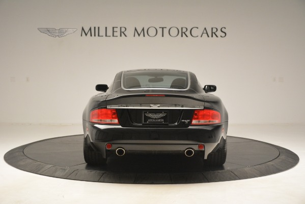 Used 2005 Aston Martin V12 Vanquish S Coupe for sale Sold at Pagani of Greenwich in Greenwich CT 06830 6