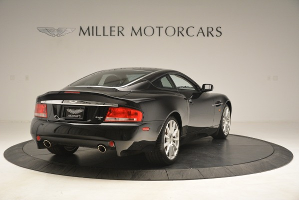 Used 2005 Aston Martin V12 Vanquish S Coupe for sale Sold at Pagani of Greenwich in Greenwich CT 06830 7
