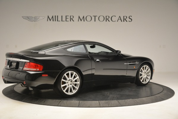 Used 2005 Aston Martin V12 Vanquish S Coupe for sale Sold at Pagani of Greenwich in Greenwich CT 06830 8