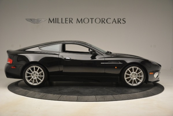 Used 2005 Aston Martin V12 Vanquish S Coupe for sale Sold at Pagani of Greenwich in Greenwich CT 06830 9