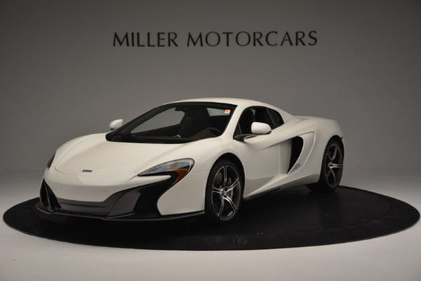 Used 2015 McLaren 650S Convertible for sale Sold at Pagani of Greenwich in Greenwich CT 06830 11