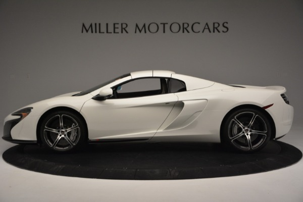 Used 2015 McLaren 650S Convertible for sale Sold at Pagani of Greenwich in Greenwich CT 06830 13