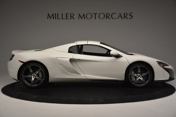 Used 2015 McLaren 650S Convertible for sale Sold at Pagani of Greenwich in Greenwich CT 06830 14