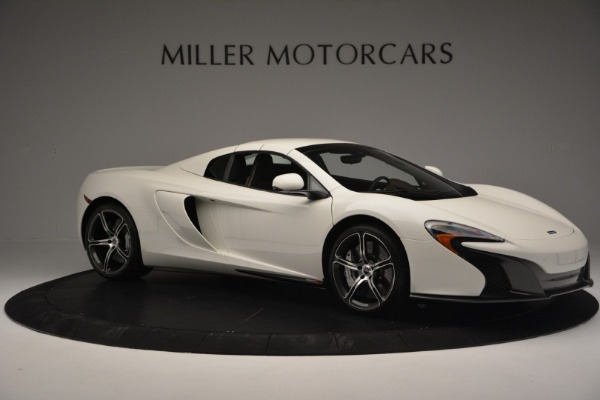 Used 2015 McLaren 650S Convertible for sale Sold at Pagani of Greenwich in Greenwich CT 06830 15