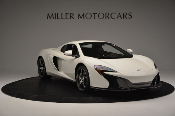 Used 2015 McLaren 650S Convertible for sale Sold at Pagani of Greenwich in Greenwich CT 06830 16