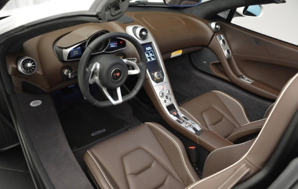 Used 2015 McLaren 650S Convertible for sale Sold at Pagani of Greenwich in Greenwich CT 06830 17