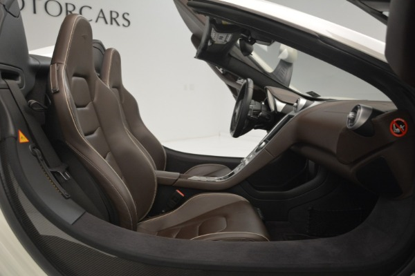 Used 2015 McLaren 650S Convertible for sale Sold at Pagani of Greenwich in Greenwich CT 06830 18
