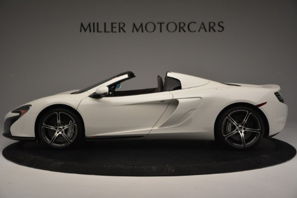 Used 2015 McLaren 650S Convertible for sale Sold at Pagani of Greenwich in Greenwich CT 06830 2