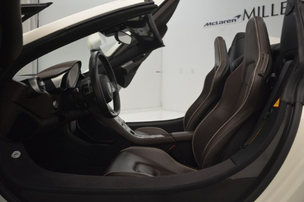 Used 2015 McLaren 650S Convertible for sale Sold at Pagani of Greenwich in Greenwich CT 06830 21