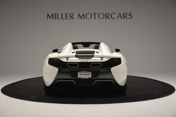 Used 2015 McLaren 650S Convertible for sale Sold at Pagani of Greenwich in Greenwich CT 06830 5