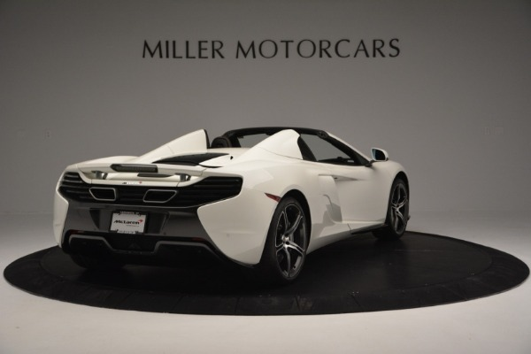 Used 2015 McLaren 650S Convertible for sale Sold at Pagani of Greenwich in Greenwich CT 06830 6