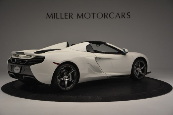 Used 2015 McLaren 650S Convertible for sale Sold at Pagani of Greenwich in Greenwich CT 06830 7