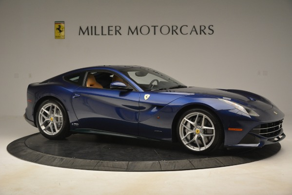 Used 2017 Ferrari F12 Berlinetta for sale Sold at Pagani of Greenwich in Greenwich CT 06830 11