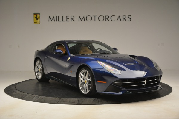 Used 2017 Ferrari F12 Berlinetta for sale Sold at Pagani of Greenwich in Greenwich CT 06830 12