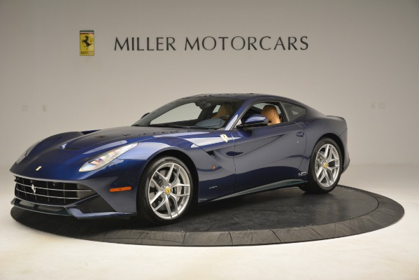 Used 2017 Ferrari F12 Berlinetta for sale Sold at Pagani of Greenwich in Greenwich CT 06830 2