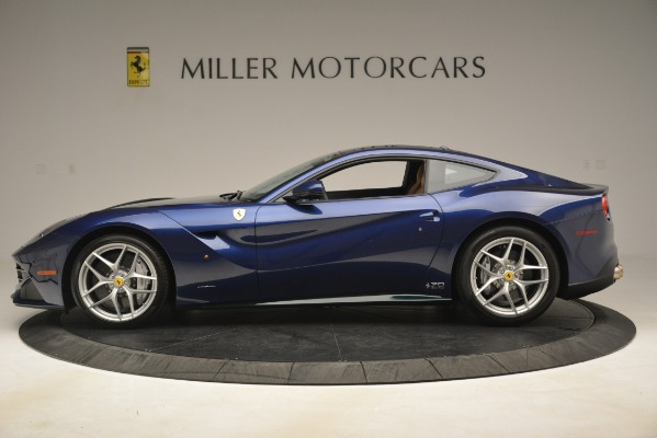 Used 2017 Ferrari F12 Berlinetta for sale Sold at Pagani of Greenwich in Greenwich CT 06830 3