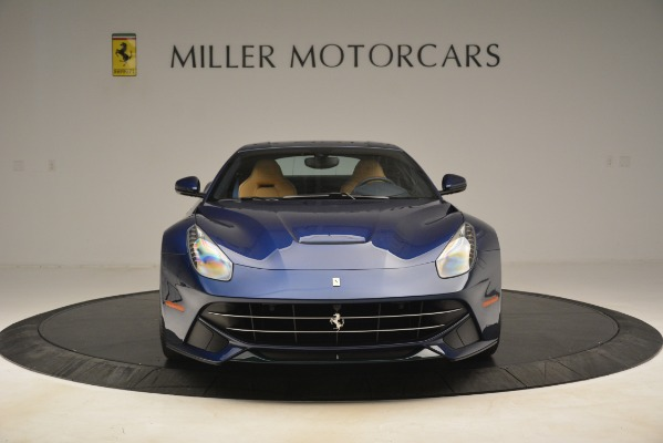 Used 2017 Ferrari F12 Berlinetta for sale Sold at Pagani of Greenwich in Greenwich CT 06830 7