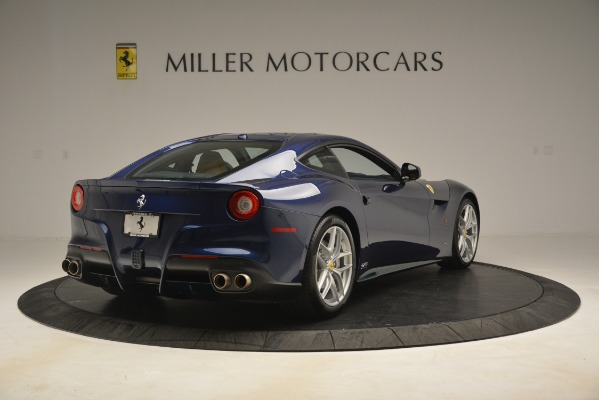 Used 2017 Ferrari F12 Berlinetta for sale Sold at Pagani of Greenwich in Greenwich CT 06830 8