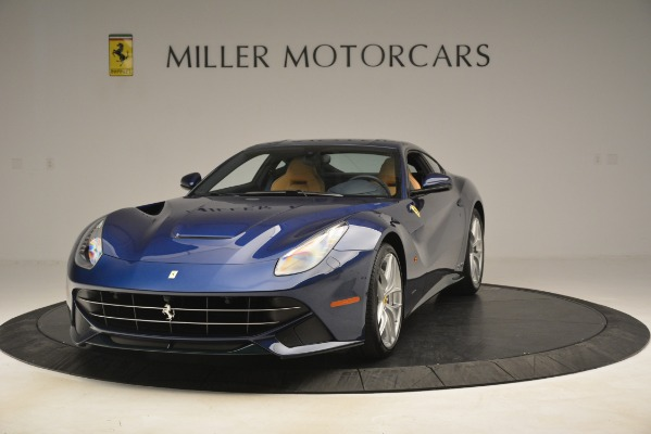 Used 2017 Ferrari F12 Berlinetta for sale Sold at Pagani of Greenwich in Greenwich CT 06830 1